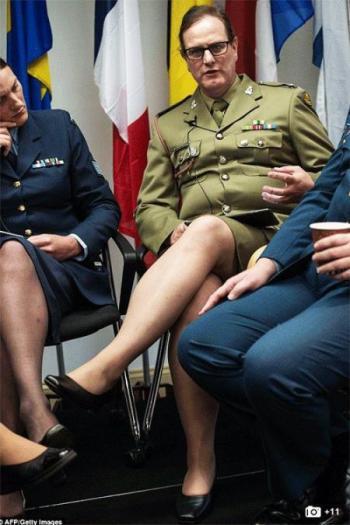 Шалавы НАТО